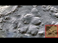 SHOCKING: Swastika & ancient aliens fossils discovered on Mars