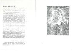 Pinturas del cubano Wifredo Lam expone en la Casa de Cultura de Cuenca Junio 1969