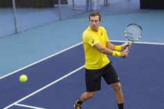 ASICS_Steve Johnson Mens Australian Open tennis 2014