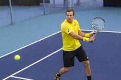 ASICS_Steve Johnson Mens Australian Open tennis 2014