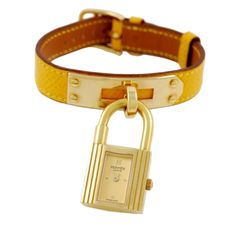 Hermes Kelly Watch- if I had a lot of money!