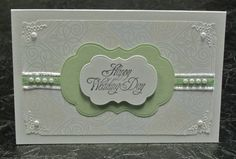 Happy Wedding Day! by nurse11349 - Cards and Paper Crafts at Splitcoaststampers