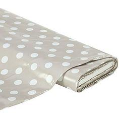 Wachstuch (PVC) zum nähen einer Schürze und einer Tischdecke zum schutz beim seifensieden , wolle waschen und färben.