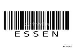 """Laden Sie den lizenzfreien Vektor """"Barcode Essen"""" zum günstigen Preis herunter. Stöbern Sie in unserer Bilddatenbank https://de.fotolia.com/partner/200576682  und finden Sie schnell das perfekte Stockbild."""