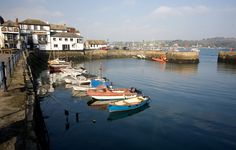Custom House Quay - Falmouth - Cornwall Guide Photos
