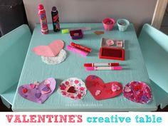 Valentine's Creative