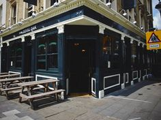 The Royal Oak | Bars and pubs in Marylebone, London