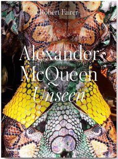 Alexander McQueen Unseen livre