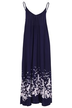 that bird label - BONNIE Maxi Dress Place M Bird - Also Available in Red & Black #nina #proudman #offspring