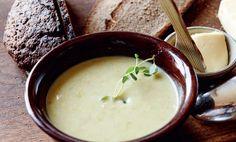 Per Morbergs potatis och purjolökssoppa Fondue, Nom Nom, Cheese, Snacks, Ethnic Recipes, God, Appetizers, Treats, Finger Foods