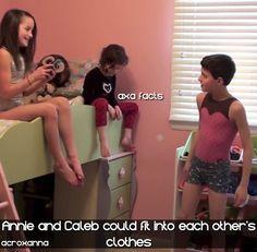 Hahaha omg Caleb
