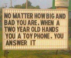 True ... ;-)