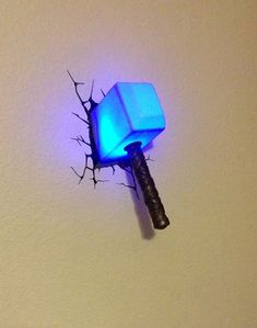 Thor-approved light...