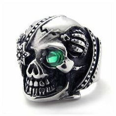 #CET Domain               #Everything ElseWholesale Lots                      #Pirate #Skull #Ring #Green #Crystal #316L #Titanium #Steel #Jewelry #Pirate #Skull #Ring #Green #Crystal #316L #Titanium #Steel #Jewelry #Men-Size         Pirate Skull Ring Green Crystal Eye 316L Titanium Steel Jewelry For Men Pirate Skull Ring Green Crystal Eye 316L Titanium Steel Jewelry For Men-Size 15                               http://www.snaproduct.com/product.aspx?PID=7997120