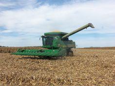 Scott Farms John Deere 9670 STS Bullet Rotor