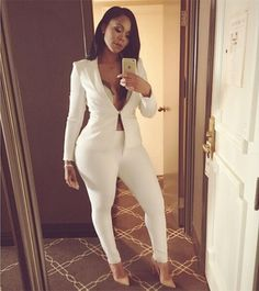 Women 2 Piece Outfits for Work Cotton V Neck Long Sleeve Lapel Button Blouse and Pants Set Formal Bodycon Two Piece Set