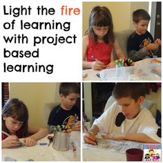 project based learning causes enthusiasm