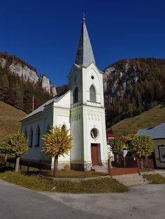 Village Stratena in Slovakia