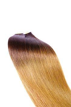 Ombre #T2/6 Extensions Dunkelbraun Kastanienbraun Echthair\\n\\n09.08.2018 20:34 Tape In Extensions, Hair Beauty, Long Hair Styles, Auburn, Short Hair Up, Long Hairstyle, Long Haircuts, Long Hair Cuts, Long Hairstyles