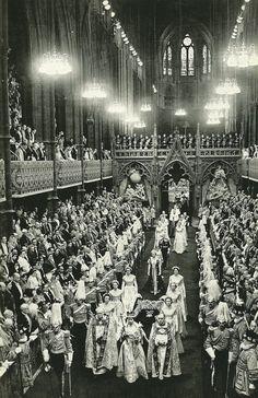The Wedding of Queen Elizabeth