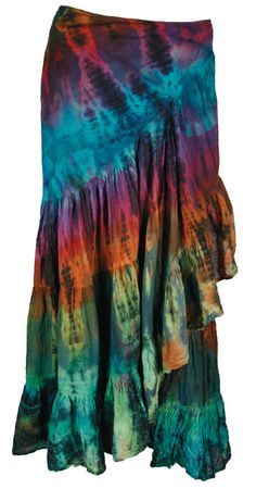 The Art of Mudmee Tie Dye - Hippie Clothing Designs, Fashion ...