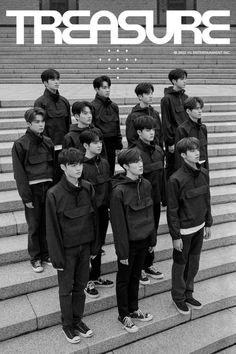 Treasure to debut as first new boy band from YG in over 4 years Yg Entertainment, Yg Logo, Yoshi, Yg Artist, Hyun Suk, New Start, Treasure Boxes, K Idols, Kpop Groups