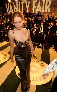 Inside the Vanity Fair Oscar Party - JL
