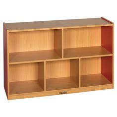 $199 at Costco Colorful Essentials Storage Cabinet 5 Compartment - Medium