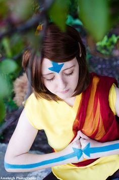 The Legend of Korra: the Art of Meditation by tayyrawr.deviantart.com on @DeviantArt