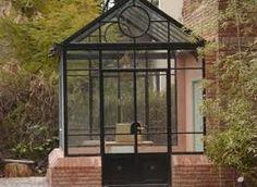 Resultado de imagen para jardin de invierno France, Ideas, Gardens, Outdoor Kitchens, Winter Garden, Shed, Green Houses, Decks, Succulents