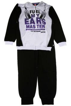 Παιδικά ρούχα AZshop.gr - Joyce παιδικό εποχιακό σετ φόρμα ζακέτα-παντελόνι  «Fuel 1e248e73b38