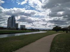 Trinity River, Fort Worth, TX