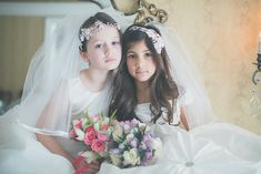 Adorable first communion accessories and veils