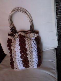 borsa completa strisce mezzi ventagli e noccioline