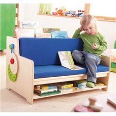 Gressco HABA® Children's Library Benches