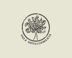 Logo Design: Flowers, Plants and Trees