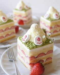 Cute Easter Desserts Recipes that are to. - Cute Easter Desserts Recipes that are too endearing to be eaten – Hike n Dip Best Picture For Ea - Cute Easter Desserts, Easter Cupcakes, Easter Treats, Mini Desserts, Easter Recipes, Easy Desserts, Dessert Recipes, Easter Food, Dip Recipes
