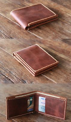 The Best Leather Wallet Ever - JooJoobs Original, Limited Edition