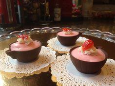 Chococup met Aardbeien Mouse