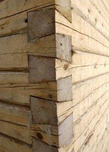 savusaunanrakennus - Logbuilding for smokesauna