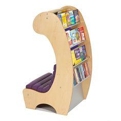 Children's library furniture - book display furniture for children