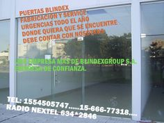 BLINDEX PUERTAS BLINDEX REPARACION Y URGENCIA TE: 1554505747 **todas las zonas ** http://moreno.clasiar.com/blindex-puertas-blindex-reparacion-y-urgencia-te-1554505747-todas-las-zonas-id-238212