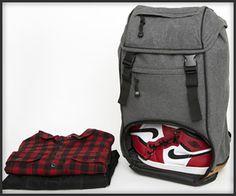e43294377dbcd9 Flud Mayor Sneaker Tech Backpack Men s Backpack