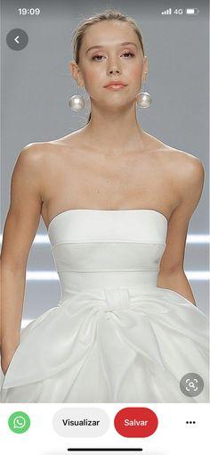 Formal Dresses, Wedding Dresses, Fashion, Dresses For Formal, Bride Dresses, Moda, Bridal Gowns, Formal Gowns, Fashion Styles