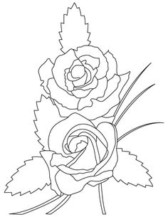 Amber flush coloring page