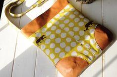 Jenny Bag sewing pattern.