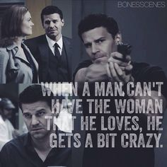 Makes so much sense Bones❤Booth