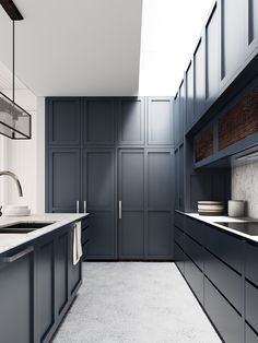 Emily Henderson Mountain Fixer Upper Kitchen Cabinet Layout Full Height Cabinets Inspiration 04
