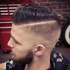 Best Comb Over Fade Hairstyles For Men Mens Modern Hairstyles, Cool Hairstyles For Men, Slick Hairstyles, Funky Hairstyles, Haircuts For Men, Comb Over Fade Haircut, Taper Fade Haircut, Short Comb Over, Hair And Beard Styles