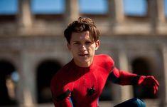 Tom Holland as Peter Parker aka Spider Man Tom Holland Peter Parker, Tom Holland Billy Elliot, Tom Parker, Chris Pratt, Dead Pool, Ewan Mcgregor, Ryan Reynolds, Tom Felton, Infinity War